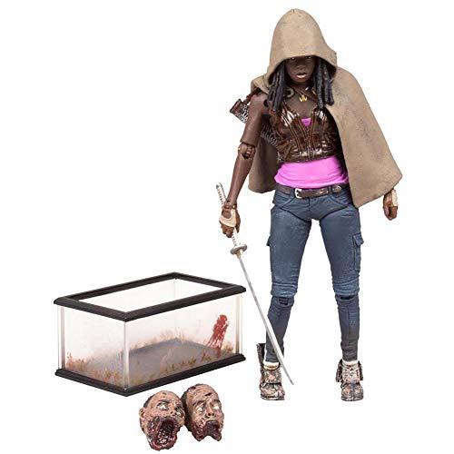 McFarlane Walking Dead - Figura de acción de Michonne de 15,8 cm