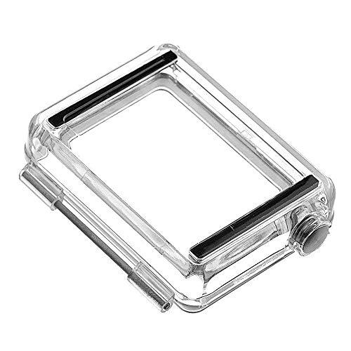 Wasserdichte BacPac Hintertür-Schutzhülle, kompatibel mit GoPro BacPac LCD-Bildschirm/Erweiterung, erweiterter Akku, BacPac, für GoPro Hero 4/3+ Original Standard wasserdichtes Gehäuse