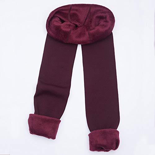 AKDYH Damesbroek, dames, met dikke warme leggings