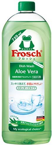フロッシュ『食器用洗剤 アロエヴェラ つめかえ用 750ml』