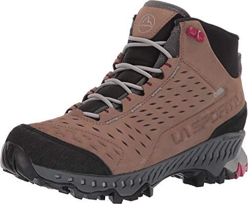 La Sportiva Pyramid GTX Women's Hiking Shoe, Taupe/Beet, 40.5
