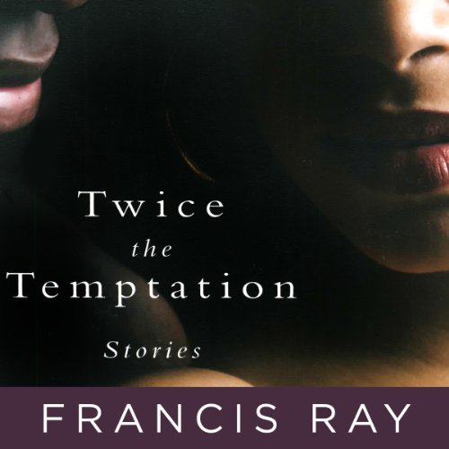 Twice the Temptation audiobook cover art