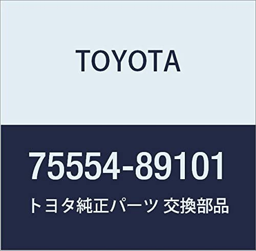 TOYOTA Choice Genuine 75554-89101 Recommended Molding Roof