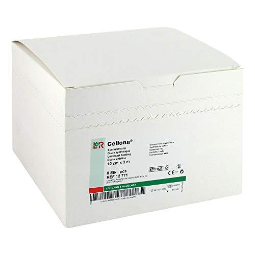CELLONA Synthetikwatte steril 10 cmx3 m 8 St