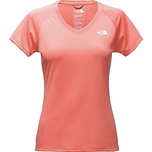 The North Face Women S/S Reaxion V-Neck Tee