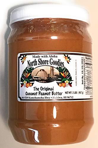 North Shore Goodies Original Coconut Peanut Butter 2lbs