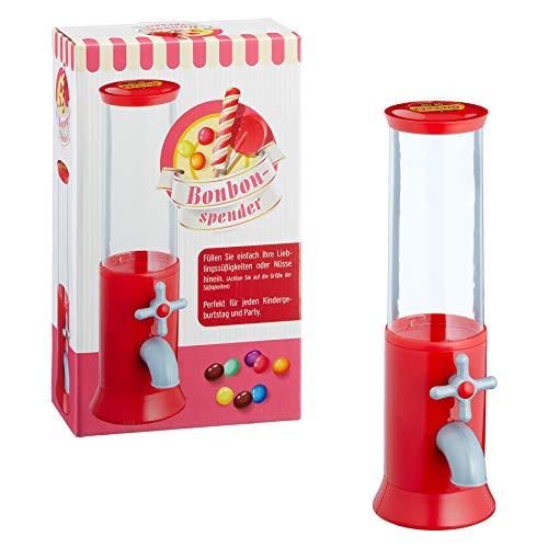 Preis am Stiel Bonbonspender | Süßigkeitenspender | Geschenkidee für Kinder | Süßigkeiten Automat | Party Zubehör | Bonbonautomat | Kindergeburtstag