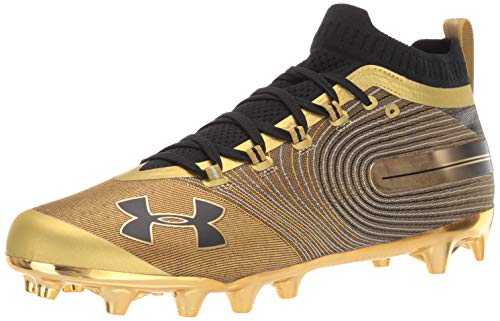 Under Armour Herren Spotlight MC, Metallic Gold (900)/Metallic Gold, 45.5 EU
