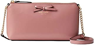 Kate Spade New York Weller Street Declan Leather Crossbody Bag Purse