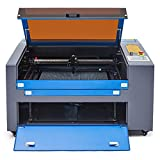 Orion Motor Tech 55W CO2 Laser Engraver Cutter 16 x 24 Inch Laser Engraving Machine, USB Port, Red Dot Pointer, Built-in Exhaust, Ruida Control RDWorks V8 for Wood Glass Acrylic DIY Home Business