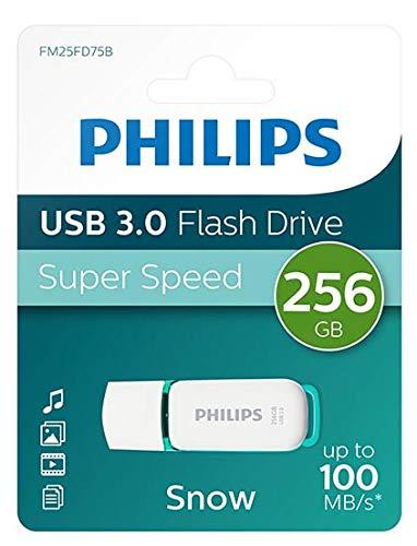 Memorias Usb 3.0 de 256Gb serie Snow marrón, con una velocidad de...