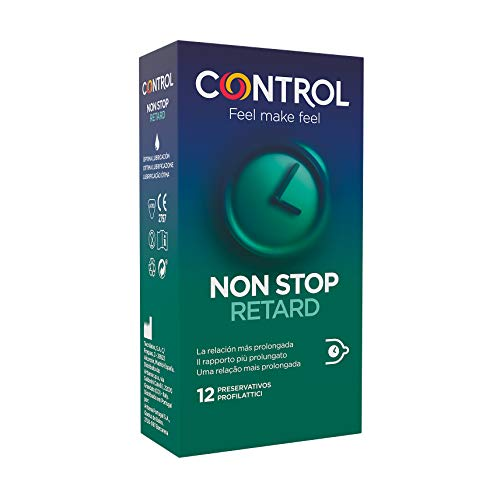 Condome No Stop Retard 12 stuks 50 g