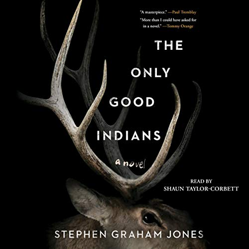 Couverture de The Only Good Indians