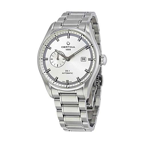 Certina DS-1 Small Second C006.428.11.031.00 Reloj Automático para hombres Clásico & sencillo