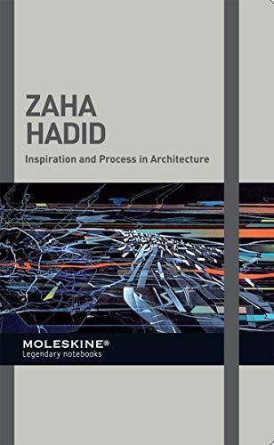 Moleskine Taccuino Architetture Zaha Hadid, Bianco