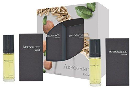 ARROGANCE Coffret Cadeau Homme 30 ml edt. + 30ml lotion après-rasage.
