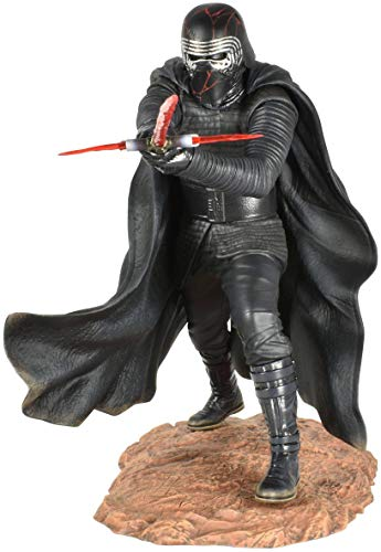DIAMOND SELECT TOYS Star Wars Premier Collection: The Rise of Skywalker Kylo Ren 1:7 Scale Statue, 10 inches image