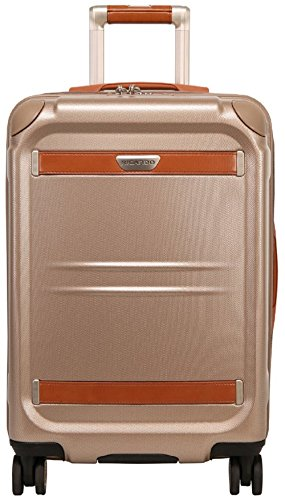 Ricardo Beverly Hills Ocean Drive 21-Inch Spinner Carry On Luggage, Sandstone