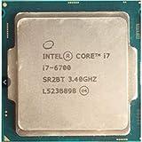 Intel Core I7 6700 Processor 3.4GHz /8MB Cache/Quad Core/Socket LGA 1151 / Quad-Core/Desktop I7-6700 CPU 6700