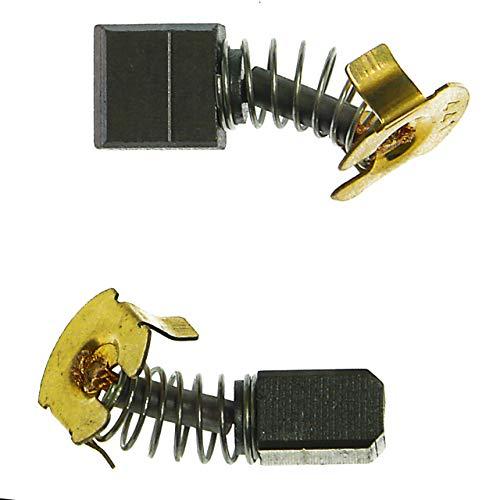 ULFATEC Kohlebürsten Motorkohlen kompatibel mit MAKITA BTW 200 WA, BTW 450 RFE - 7x10,8x11mm (2242)