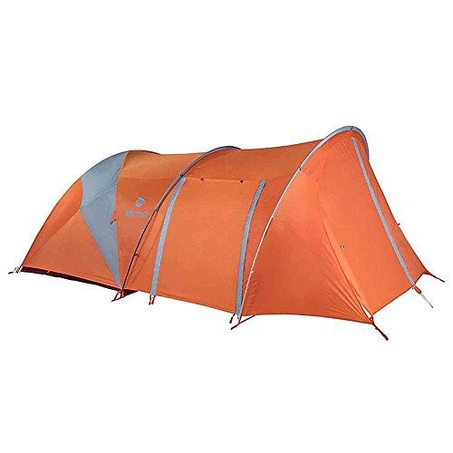 Marmot Orbit 6P Tente Mixte Adulte Orange épice/Arona Taille Unique
