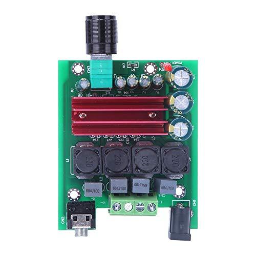 Digitale Versterker Board, TPA3116D2 2.0 HIFI Klasse Digitale Eindversterker Board 50W + 50W Dual Channel 8-25V
