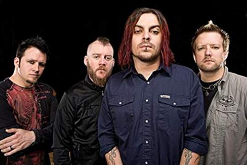 """Seether Poster 18"""" X 24"""" - Seether Print"""