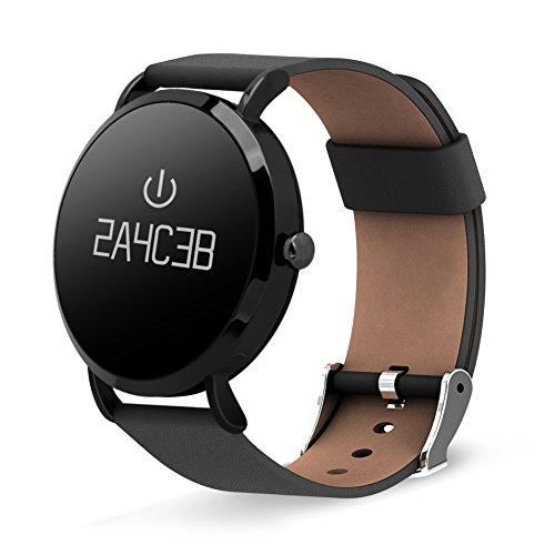 Männer und Frauen Smartwatches,Sportuhr Wasserdicht 30 m Leben Heart Blutdruckmessung Step Counter Handy-Verlust Lange Standby Bluetooth-Uhr Personalisieren-B