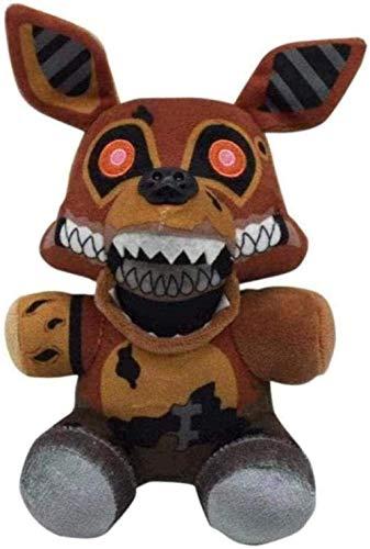 Siamrose Nuevo 18 cm Cinco Noches en Freddy s Fox Juguetes de peluche suave peluche Foxy Bear Doll Animal Duck Toys Regalos para niños (3) LTLNB