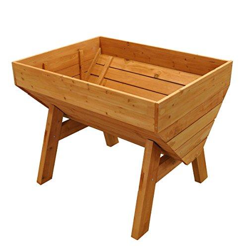 Selections Veg Trough Medium Raised Vegetable Bed
