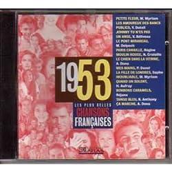 Les plus belles chansons françaises 1953