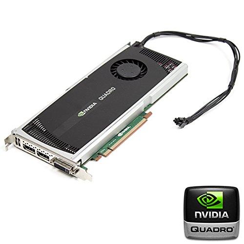 nVidia Quadro 4000 2GB Graphics Video Card for Mac Pro Dual DVI CUDA