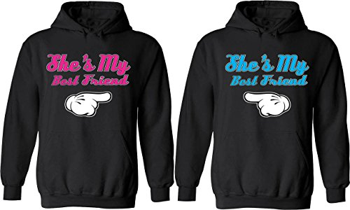 Best Friends Forever Sweatshirts