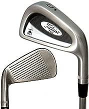 Titleist DCI 762 Iron Set 2-PW True Temper Dynamic Gold S300 Steel Stiff Right Handed 39.5in