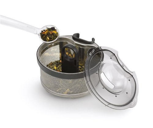 Sage BTM800UK the Tea Maker with Motorised Tea Basket - Silver