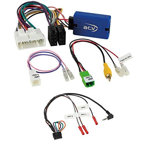 Stuurwiel afstandsbediening adapter interface SWC geschikt voor Chevrolet Colorado, mit CAN-Bus