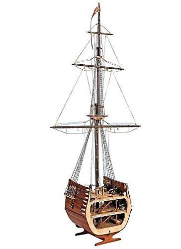 Artesanía 20403- Sección Barco GALEON San Francisco de la Armada Invencible española. Escala 1:50