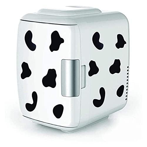 XBR Refrigerador pequeño, refrigerador portátil de 4 l para automóvil, refrigerador y Calentador eléctrico de 12 V para camión, Barco, Viaje, Fiesta, Picnic al Aire Libre (tamaño: 19x29x27cm)