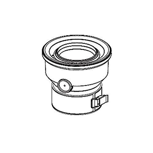 Beretta 1102269adaptador para Fumisteria y calderas de condensación