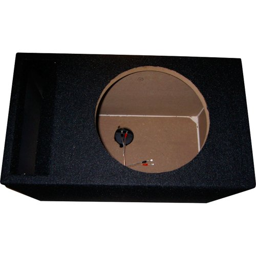 MDF BM NE101A Subwoofergehäuse 10'' Bandpass 1x Anschluß