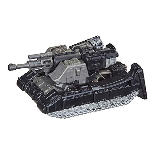 Transformers Toys Generations War for Cybertron: Kingdom Core Class WFC-K13 Megatron Action Figure - Kids Ages 8 and Up, 3.5-inch