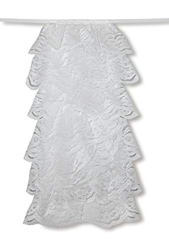 Lace jabot for sale  Delivered anywhere in UK