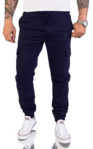 Rock Creek H-179 - Pantalones tipo chino para hombre