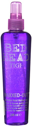 Tigi Bed Head Maxxed Out Massive Hold Hairspray 200ml
