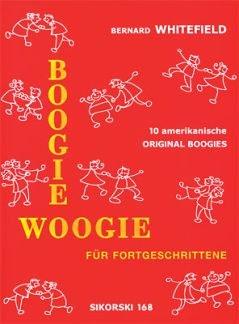 BOOGIE WOOGIE FUER FORTGESCHRITTENE - arrangiert für Klavier [Noten / Sheetmusic] Komponist: WHITEFIELD BERNHARD