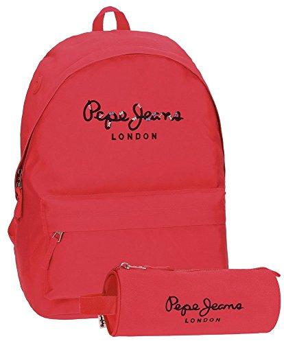 2. Pepe Jeans Harlow Mochila - Simple pero confiable