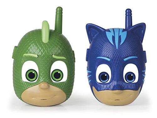 IMC Toys- PJ Masks Walkie Talkie, Color verde/azul (273030)