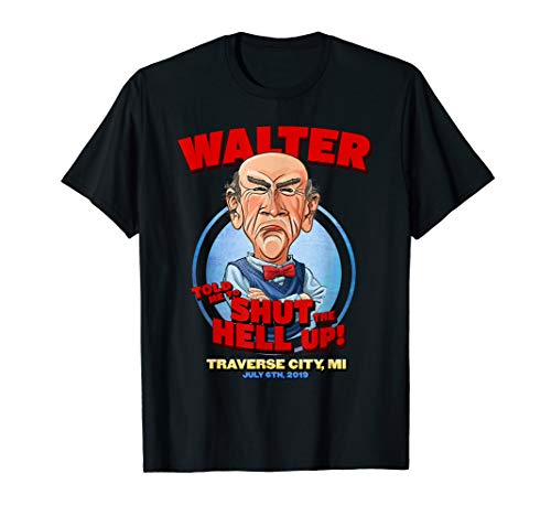 Walter Traverse City, MI T-Shirt