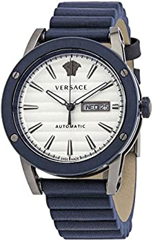 Versace Theros Automatic White Dial Men's Watch