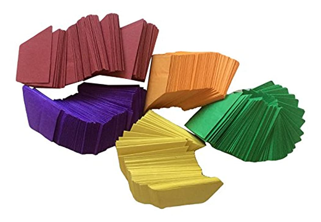 House of Card & Paper Christmas Paper Hats - Assorted Colours (Pack of 30)